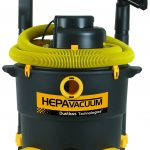 Dustless HEPA Wet/Dry Vaccum