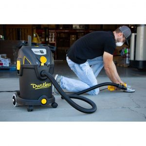shop vac with hepa filter