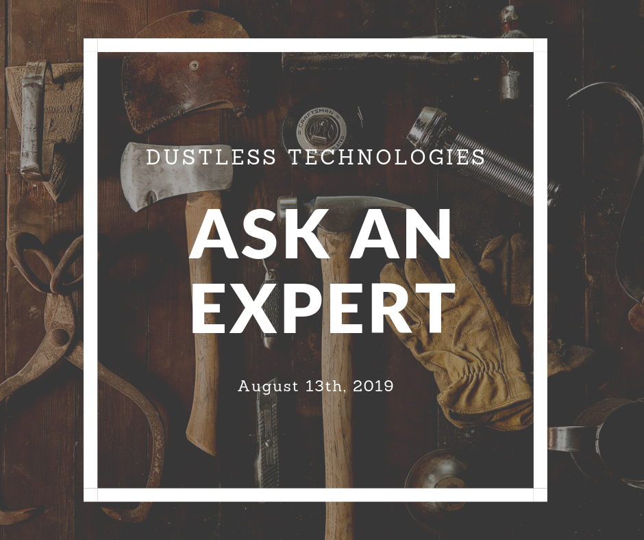 Ask An Expert: Is Drywall Dust Toxic? | Dustless Tools