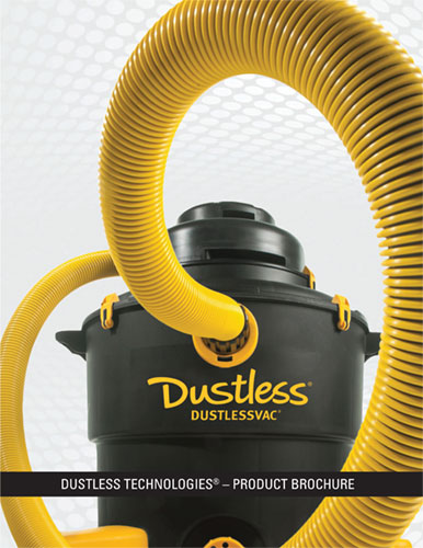 Dustless Catalog Brochure