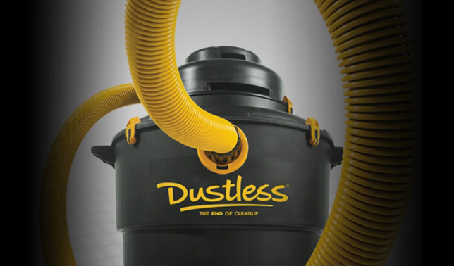 Wet+Dry DustlessVac