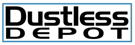 Dustless Depot Logo