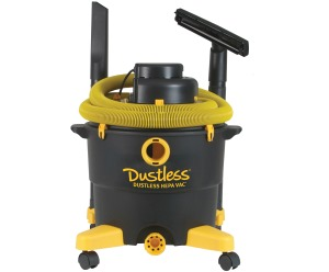 Dustless Wet Dry HEPA Vac